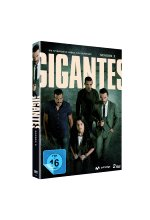 Gigantes - Season 2  [2 DVDs] DVD-Cover