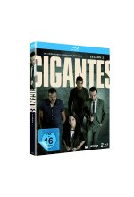 Gigantes - Season 2  [2 BRs] Blu-ray-Cover