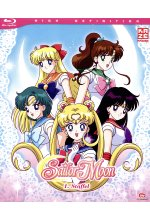 Sailor Moon - Staffel 1 - Blu-ray Box (Episoden 1-46)  [6 Blu-rays] Blu-ray-Cover