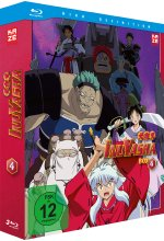 InuYasha - TV-Serie - Box 4  [3 Blu-rays] Blu-ray-Cover
