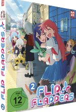 Flip Flappers - DVD Vol. 2 DVD-Cover