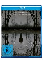 The Outsider - 1. Staffel  [3 BRs] Blu-ray-Cover