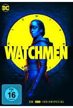 Watchmen - 1. Staffel  [3 DVDs] DVD-Cover