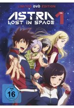 Astra Lost in Space - Vol. 1 - Limited Edition DVD-Cover