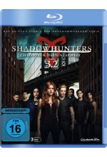 Shadowhunters - Chroniken der Unterwelt - Staffel 3.2  [3 BRs] Blu-ray-Cover