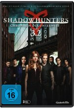 Shadowhunters - Chroniken der Unterwelt - Staffel 3.2  [3 DVDs] DVD-Cover