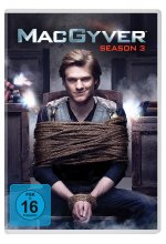 MacGyver - Staffel 3 (Reboot)  [6 DVDs] DVD-Cover