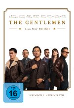 The Gentlemen DVD-Cover