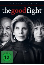The Good Fight - Staffel 3  [3 DVDs] DVD-Cover