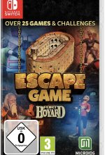 Escape Game - Fort Boyard Cover