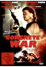Concrete War DVD-Cover