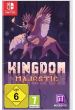 Kingdom Majestic (Limited Edition) Cover