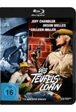 Des Teufels Lohn (Man in the Shadow) Blu-ray-Cover