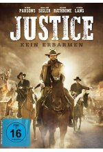 Justice - Kein Erbarmen DVD-Cover