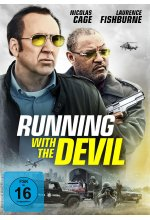 Running with the Devil DVD-Cover