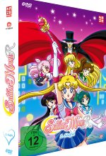 Sailor Moon - Staffel 2 - DVD Box (Episoden 47-89)  [6 DVDs] DVD-Cover