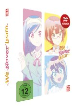 We Never Learn - 1. Staffel / Vol. 1 + Sammelschuber (Limited Edition) DVD-Cover