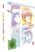We Never Learn - 1. Staffel / Vol. 1 + Sammelschuber (Limited Edition) Blu-ray-Cover