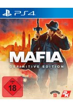 Mafia - Definitive Edition Cover
