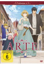 Arte - Volume 2 (inkl. Art-Card-Set) DVD-Cover