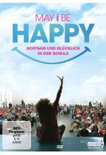 MAY I BE HAPPY DVD-Cover