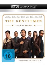 The Gentlemen  (4K Ultra HD) Cover