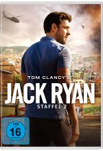 Tom Clancy's Jack Ryan - Staffel 2  [3 DVDs] DVD-Cover