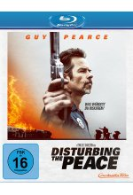 Disturbing the Peace Blu-ray-Cover