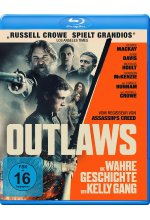 Outlaws - Die wahre Geschichte der Kelly Gang Blu-ray-Cover