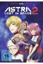 Astra Lost in Space - Vol. 2 - Limited Edition DVD-Cover