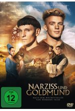 Narziss und Goldmund DVD-Cover