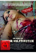 The Curse of Doctor Wolffenstein (Cover B) DVD-Cover