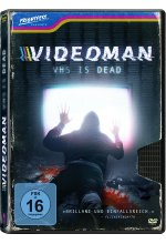 Videoman - VHS is dead DVD-Cover