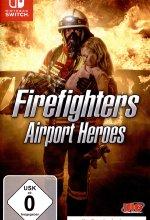 Firefighters - Airport Heroes Cover