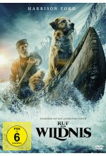 Ruf der Wildnis DVD-Cover