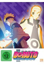 Boruto: Naruto Next Generations - Volume 4 (Episode 51-70)  [3 DVDs] DVD-Cover