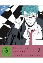 Midnight Occult Civil Servants - Volume 2 (Ep. 5-8) Blu-ray-Cover