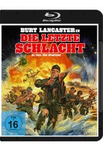 Die letzte Schlacht (Go Tell The Spartans) (1977) Blu-ray-Cover