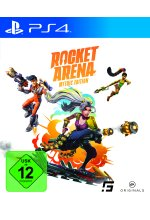 Rocket Arena - Mythic Edition Cover