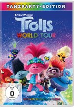 Trolls World Tour DVD-Cover