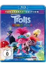 Trolls World Tour Blu-ray-Cover