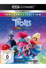 Trolls World Tour (4K Ultra HD) Cover