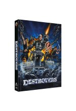 Destroyers - Mediabook, Cover A, Limitiert auf 444 Stück  (2-Disc Limited Collector's Edition Nr. 36) (+ DVD) Blu-ray-Cover
