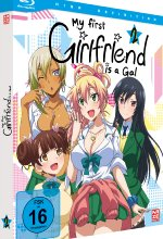 My First Girlfriend Is a Gal - Blu-ray 2 Blu-ray-Cover