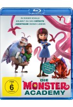 Die Monster Academy Blu-ray-Cover