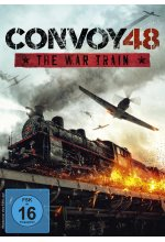 Convoy 48 - The War Train DVD-Cover