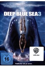 Deep Blue Sea 3 DVD-Cover