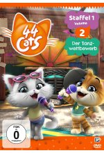 44 Cats - Staffel 1 Volume 2 DVD-Cover