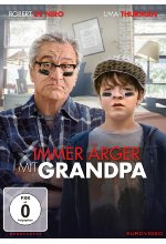 Immer Ärger mit Grandpa DVD-Cover