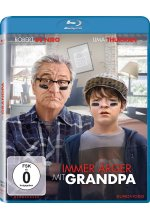Immer Ärger mit Grandpa Blu-ray-Cover